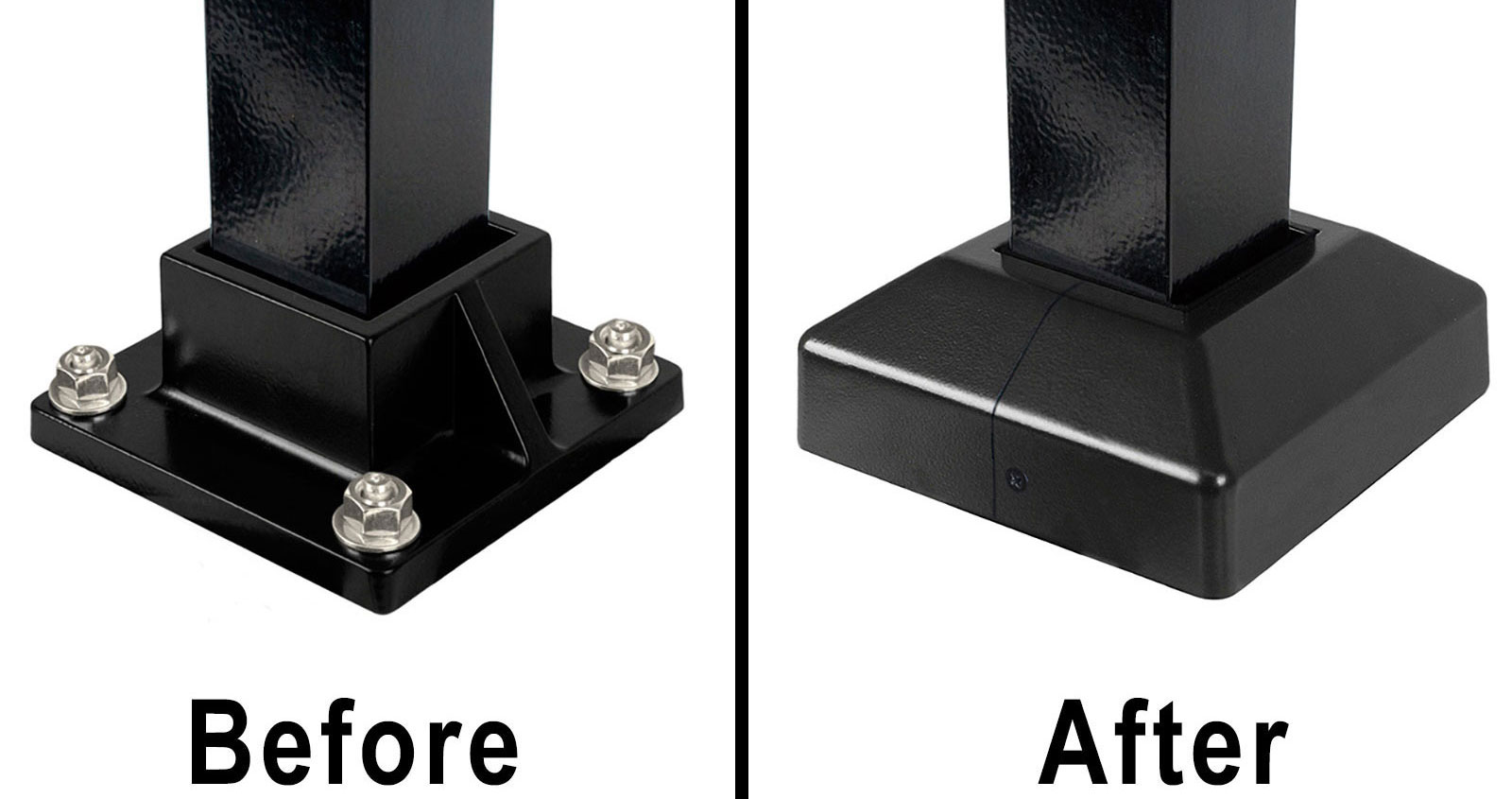Before and After Cover Plate